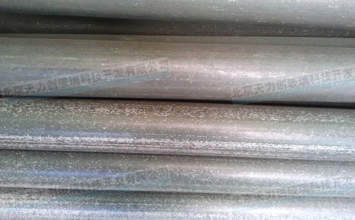 Used for hot extrusion of ferrite stainless steel tube