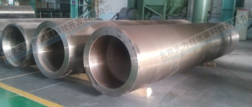 Used for hot extrusion of structural tube